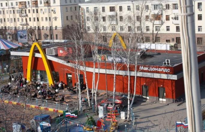 Тюменский «Макдоналдс» подал встречный иск к Роспотребнадзору