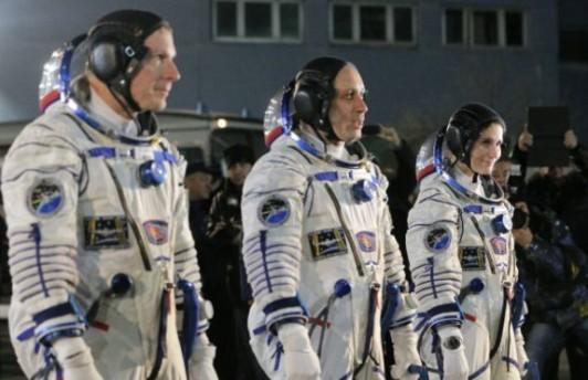 Космический корабль «Союз» успешно пристыковался к МКС