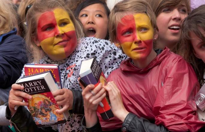 Фанаты Гарри Поттера снимут свой мини-фильм
