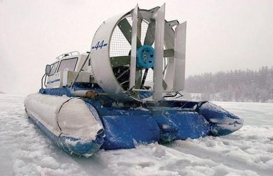 Северяне смогут наблюдать за перемещением водных «подушек» в Интернете