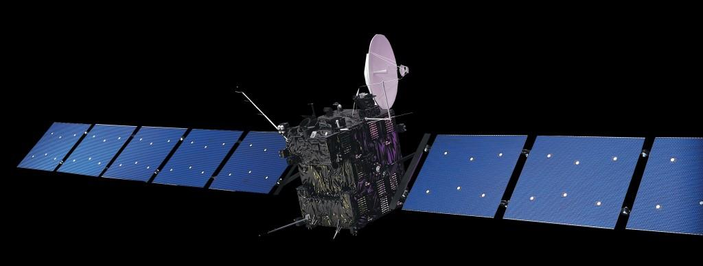 Космический аппарат Розетта