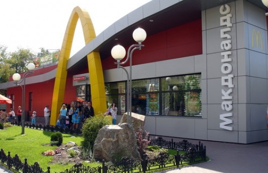 Тюменский «Макдоналдс» тоже попал под «санкции»