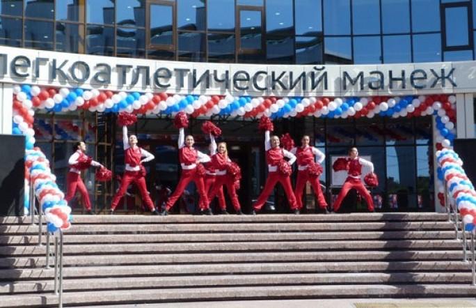 Тюменцы смогут посещать новый Легкоатлетический манеж