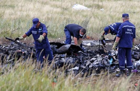 Расследование крушения Boeing на Украине продлили до следующего года