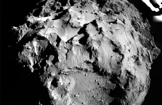 На комете Чурюмова-Герасименко найдены органические вещества