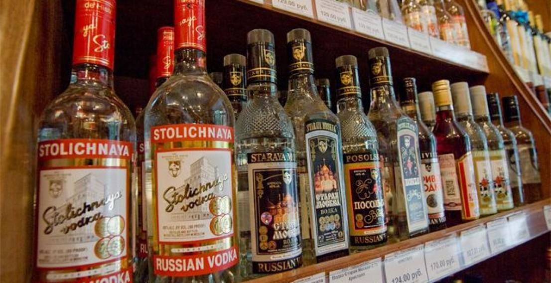 Алкоголь может исчезнуть из зоны видимости покупателей