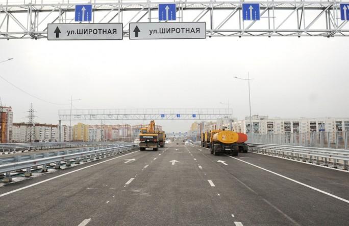 В Тюмени созданы три новых маршрута по развязке на ул. Монтажников