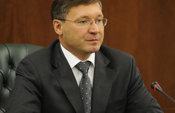 Сегодня пройдёт «Прямой разговор» с Владимиром Якушевым
