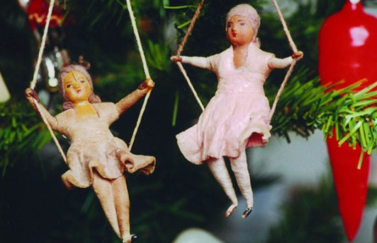 В Тюмени пройдёт выставка ёлочных и антикварных игрушек