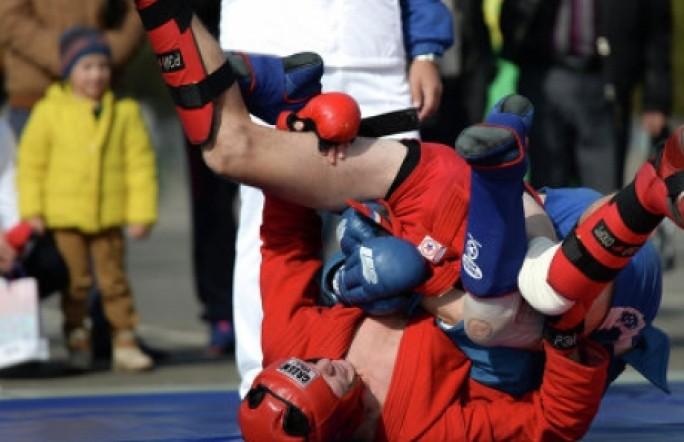 Казахстанский боец Алмаз Сулейменов одержал победу на ЧМ в Японии