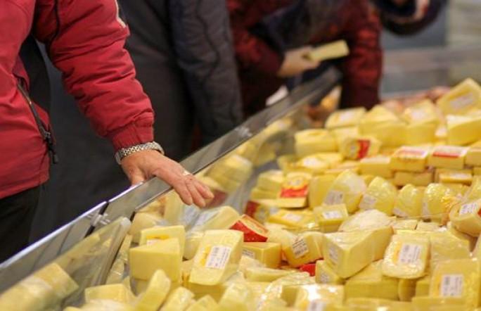 Роспотребнадзор приостановил ввоз украинских сыроподобных продуктов на территорию РФ
