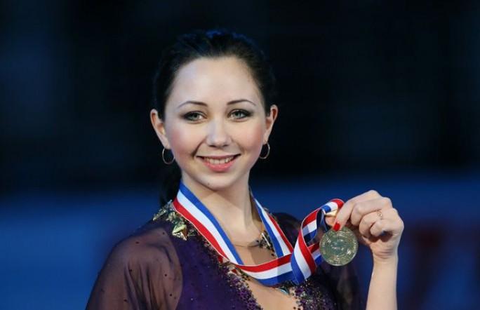 Российские фигуристы заняли призовые места в Барселоне