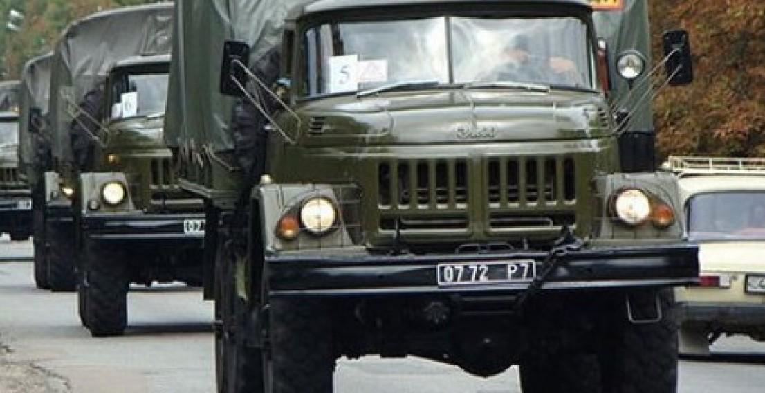 ОБСЕ вновь зафиксировали военную технику в районе Донецка