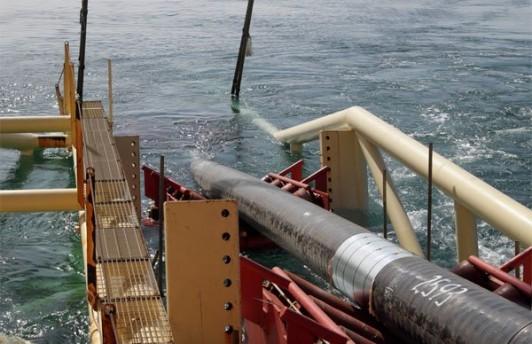 Турция и РФ проведут газопровод через Чёрное море