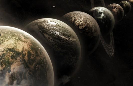В 2015 году будет малый парад планет и приближение астероида