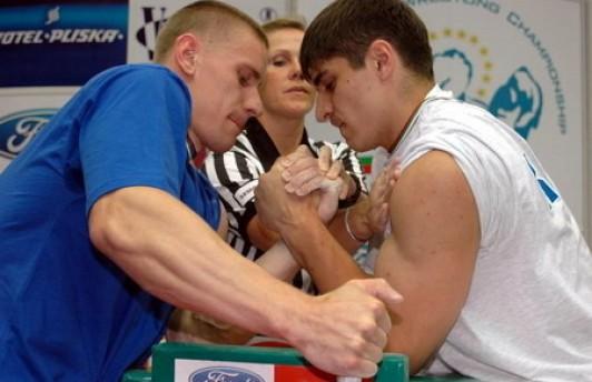 В Тюмени состоится чемпионат по армспорту