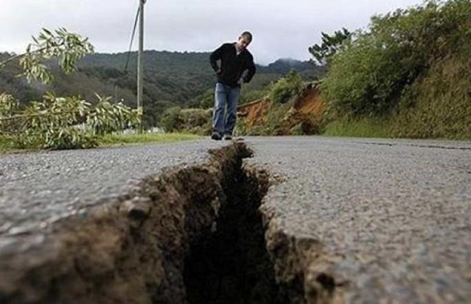 В Киргизии произошло землетрясение магнитудой 4,7