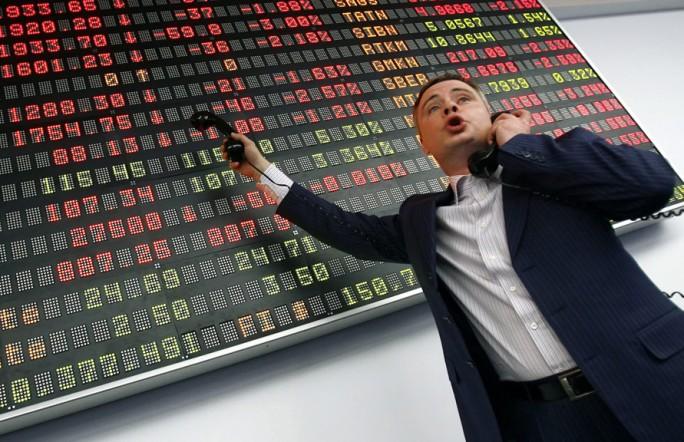 Доллар и евро упали на бирже