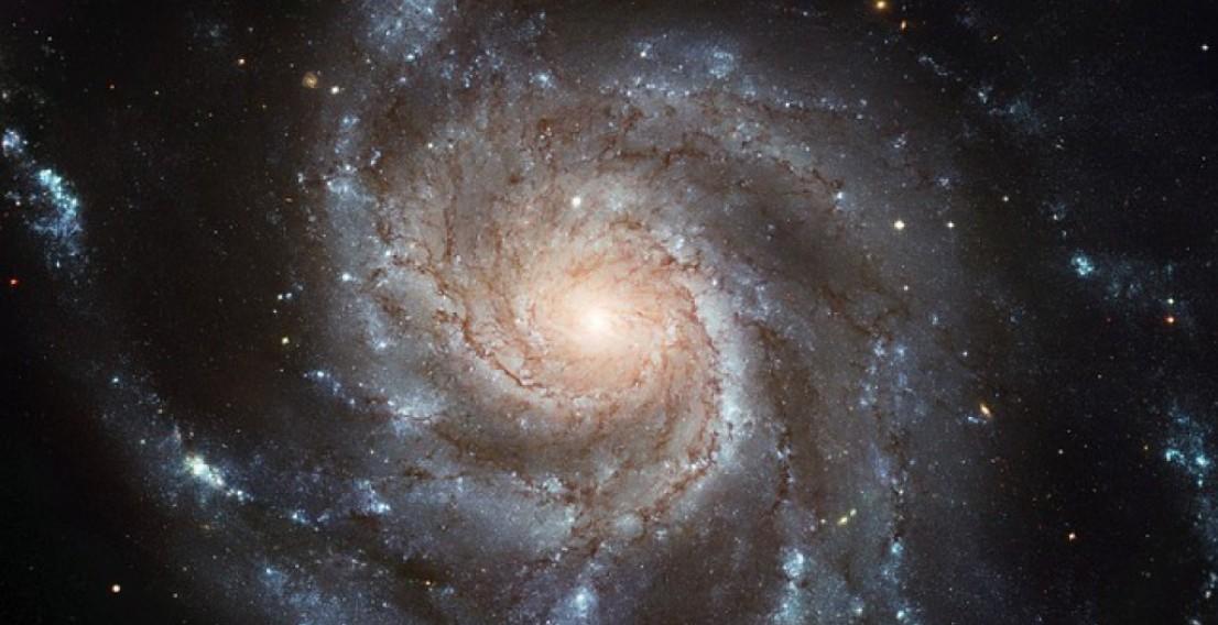 Астрофизики открыли новую галактику ККС 3