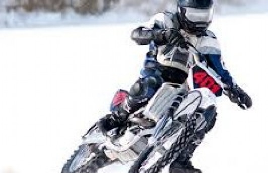 Тюменцев приглашают на «Зимний мотокросс»