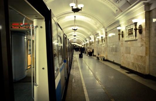 В московском метро появятся информационные стойки