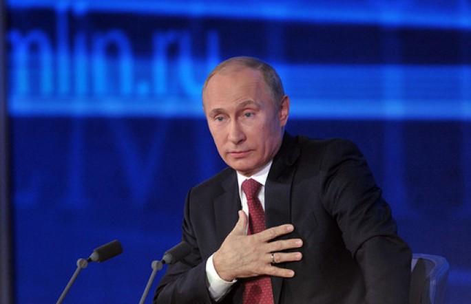 Путин: Рост экономики неизбежен