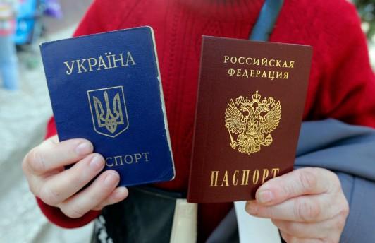 Россия вводит новую систему разрешительных документов на работу для украинцев
