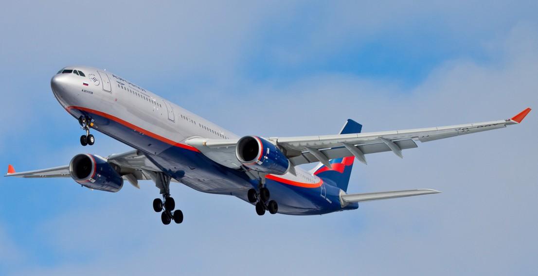 «Аэрофлот» открыл новый рейс из Москвы в Тюмень