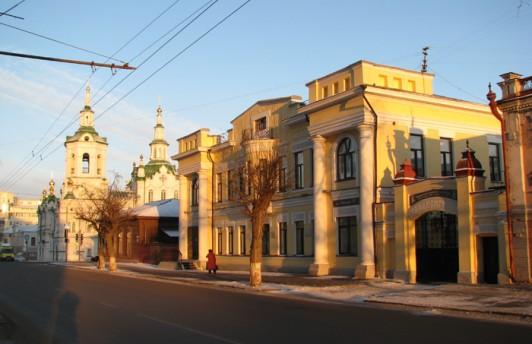 В Тюмени проходит экскурсия «От острога до столицы» на двухэтажном автобусе