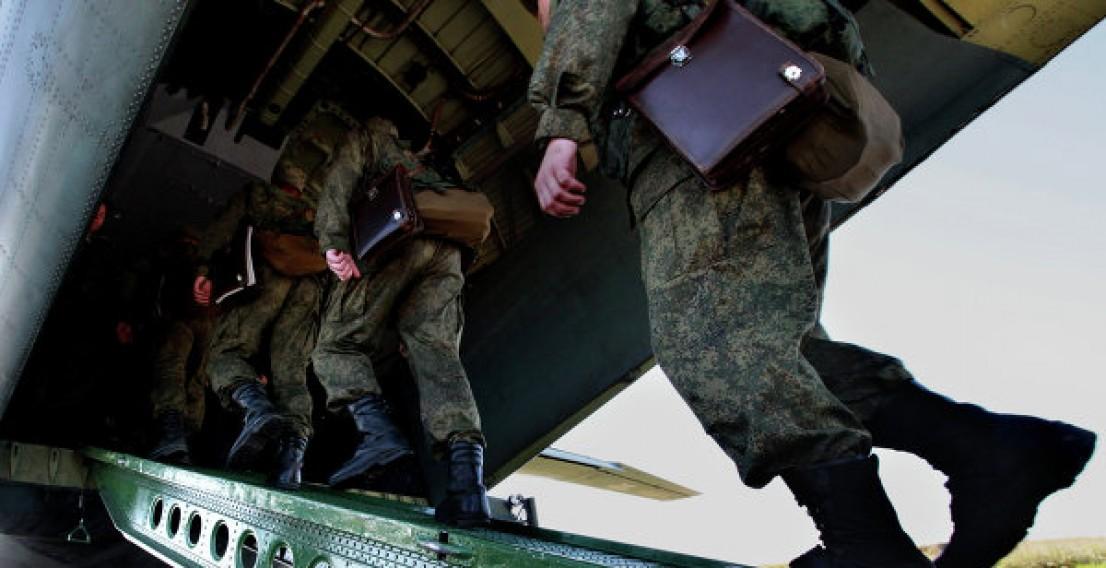 Путин разрешил иностранцам служить в российской армии