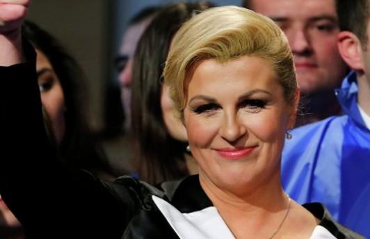Впервые президентом Хорватии стала женщина — Грабар-Китарович