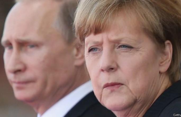 Ангела Меркель не пригласила Путина на саммит G7 из-за Украины