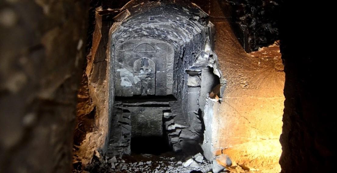 Египтологи открыли гробницу Осириса