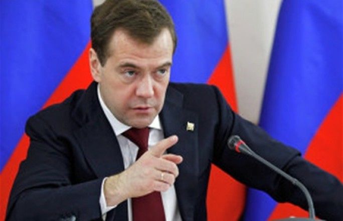 Медведев поручил Минздраву сделать запас лекарственных препаратов