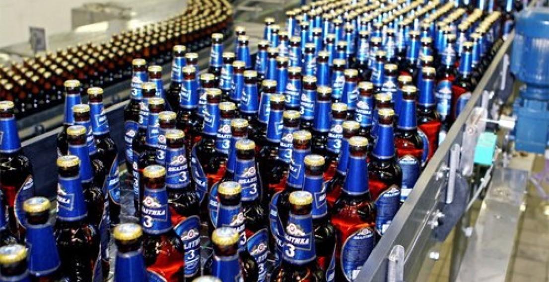 «Балтика» закрывает свои заводы в Челябинске и Красноярске