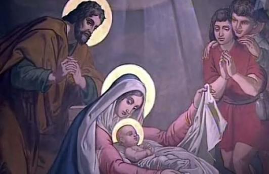 На «России-1» начнётся прямая трансляция богослужения в Софийско-Успенском Соборе Тобольского кремля