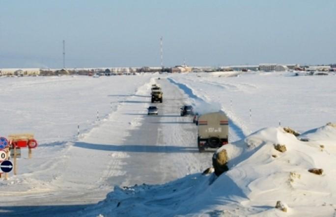 В Уватском районе откроют две ледовые переправы