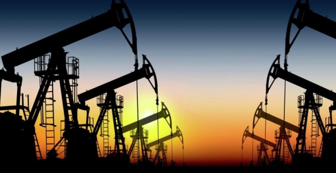 Цена на нефть опустилась до $56,12 за баррель