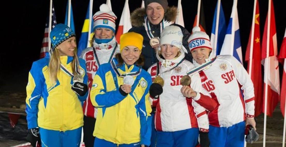Тюменские паралимпийцы уже завоевали девять медалей на чемпионате мира по лыжным гонкам и биатлону