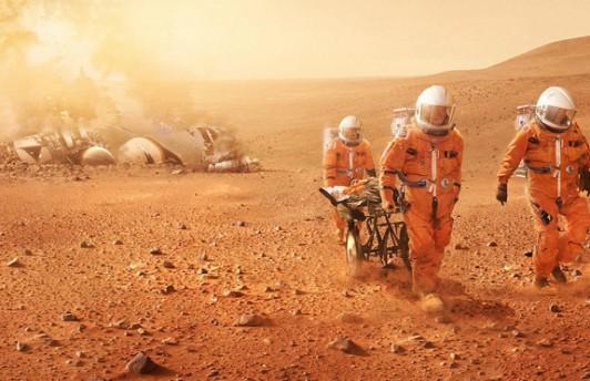 Компания SpaceX собирает деньги для создания на Марсе колонии