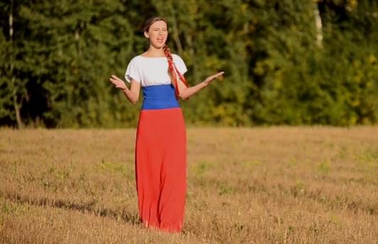 Певица Машаня выложила в Интернет клип про Путина, который вызвал массу комментариев. Видео