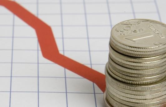 МВФ прогнозирует спад российской экономики на 3%