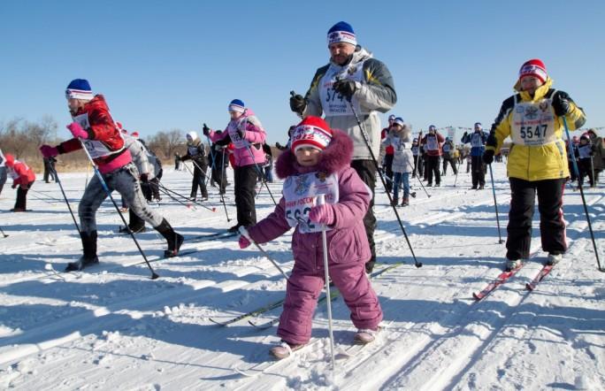«Лыжня России 2015» в этом году стартует 8 февраля