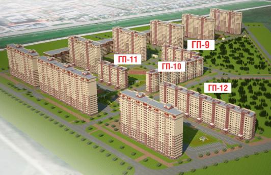 В марте 2015 года планируется начать заселение микрорайона «Ямальский-2»
