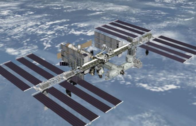 На МКС произошёл выброс вредных веществ