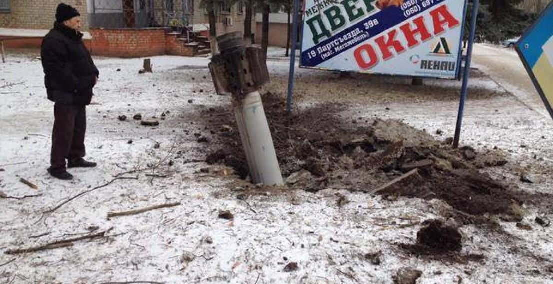 Террористы обстреляли мирный город Краматорск. Трое жителей погибли и более 15 ранено