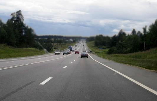 Российские власти сократили финансирование дорог