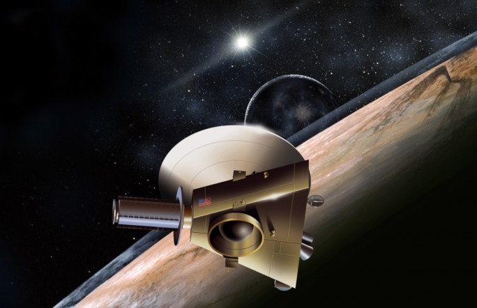 NASA «New Horizons» наблюдает за Плутоном