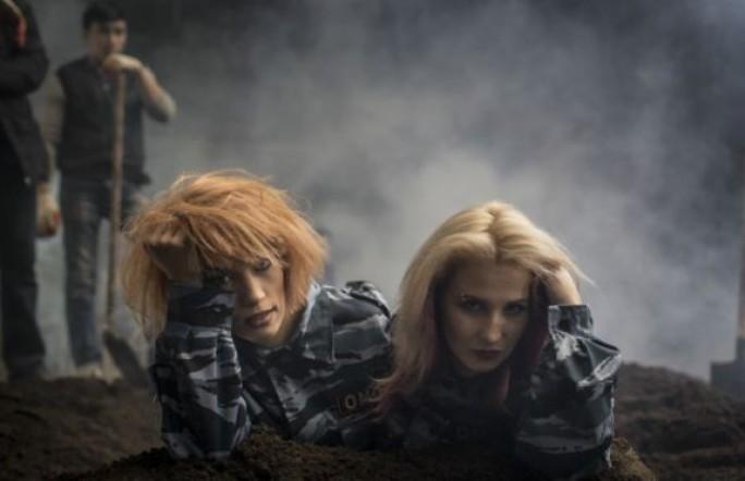 Pussy Riot выпустили новый видеоклип на английском языке. Видео