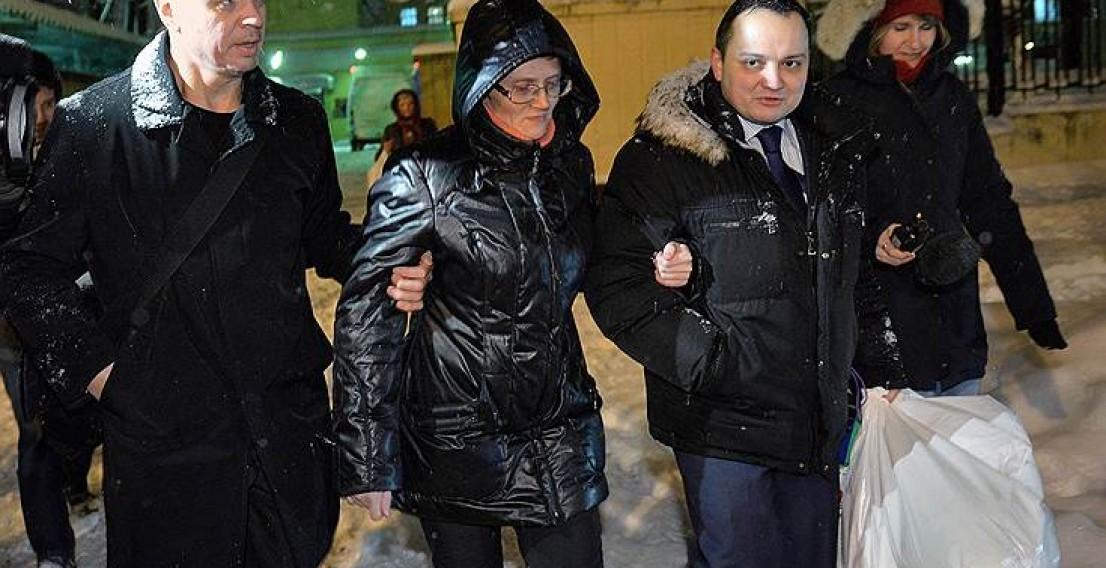 Давыдову отпустили под подписку о невыезде